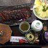 とんかつ 馬の背 - 料理写真:ミソカツ定食 @1200