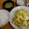 お智代食堂 - 料理写真:海老マヨ定食 1
