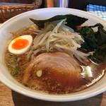 麺屋 蕾 - 醤油ラーメン