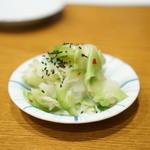 蔡菜食堂 - 新緑ザーサイ