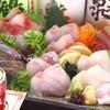 ときあかり - 料理写真:日本酒・焼酎の品揃えと魚の美味さに自信あり