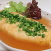 季節料理 鮮 - 料理写真:和風おむれつ!ウニとチーズとトロトロと・・・