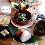 レモンバーム - 那須のご当地グルメ「那須の内弁当」なすべん♪