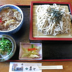 郷土料理 庄ヤ - ざるセット