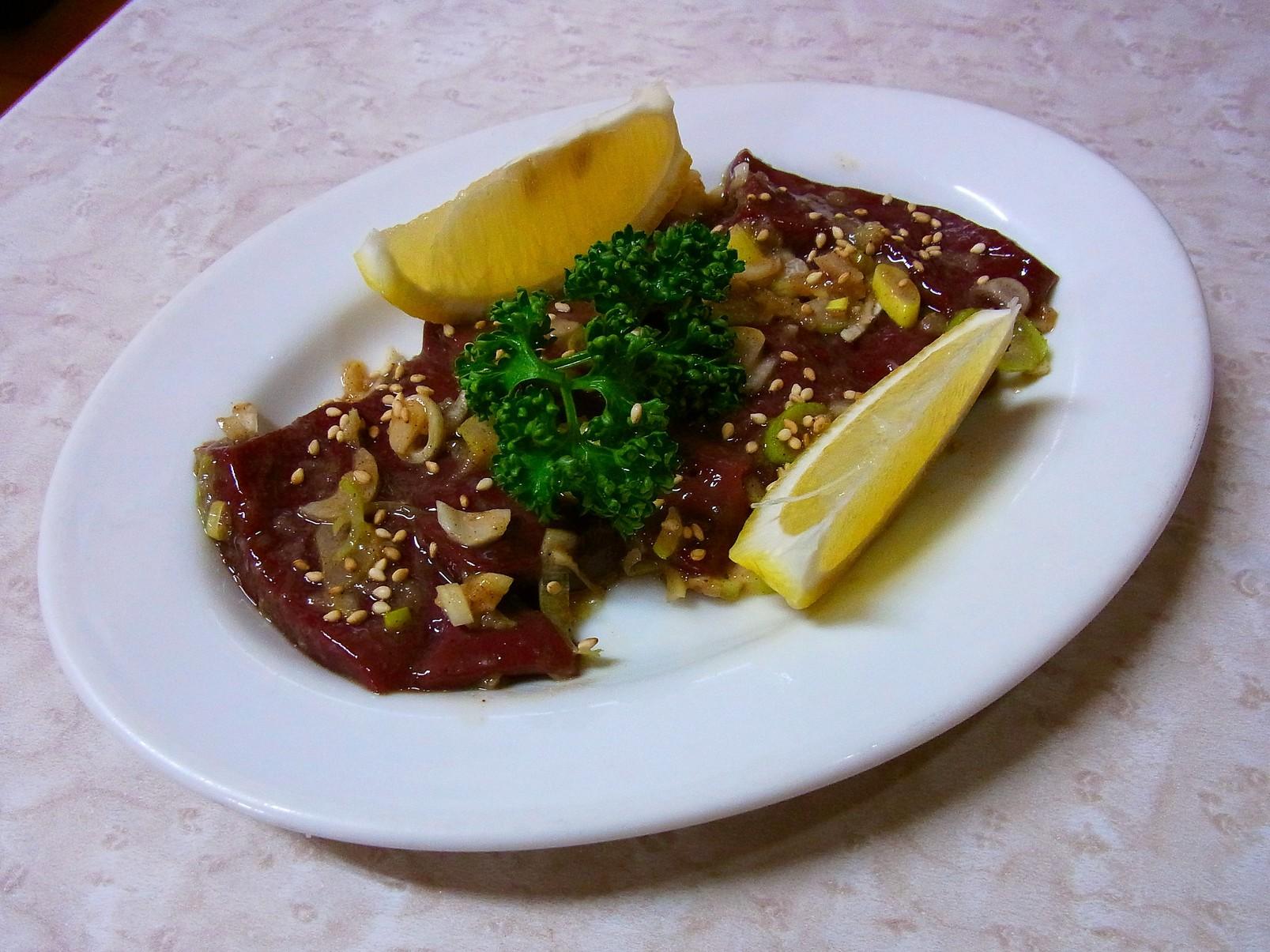 焼肉 福寿苑