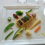 ラ・フェット ひらまつ - メインディッシュ 魚料理