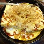包丁や - 豆腐お好み焼き:200円税別