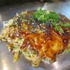鉄華 - 料理写真:そば肉玉