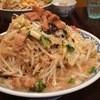 バガボンド - 料理写真:もやしの盛りっぷり(^^;