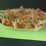 大阪ミナミのたこいち - 大阪では定番の特製ソース