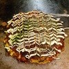 あじひろ - 料理写真:ふわっふわのお好み焼き