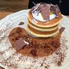 アフタヌーンティー ティールーム - 料理写真:パンケーキセット