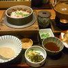 かごの屋 - 料理写真:かに釜飯定食¥1580(税別) 夫が食べた☆♪