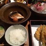 魚料理 ろっこん - 2014/4/17 ランチにて