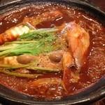 35338742 - ◆牡蠣の土手鍋@1,100円