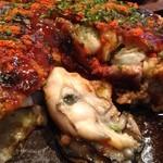 35338762 - ◆牡蠣のお好み焼き