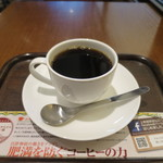 上島珈琲店 - ブレンドコーヒー Sサイズ