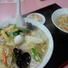 萬来軒 - 料理写真:中華丼(¥820税込み)