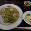 居酒屋 ヤマヤ - 料理写真:春日部やきそば¥650-
