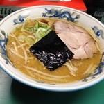 味一番おぢぢ - 味噌ラーメン(750円・込)
