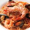 ラ パーチェ - 料理写真:海の幸のトマトソース