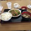 しゃもじや - 料理写真:青椒肉絲定食 820円