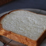 ストラスブルジョア - 食パン これで5枚ギリです かなり大きい