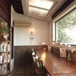 太陽と月の珈琲 - 店内カウンター席1