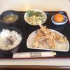シュークレー - 料理写真:海老じゃがパリ定食
