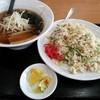 興福順 - 料理写真:ラーメンセット(醤油ラーメンと炒飯)\680