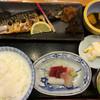 吉亀寿司 - 料理写真:サバ焼魚定食