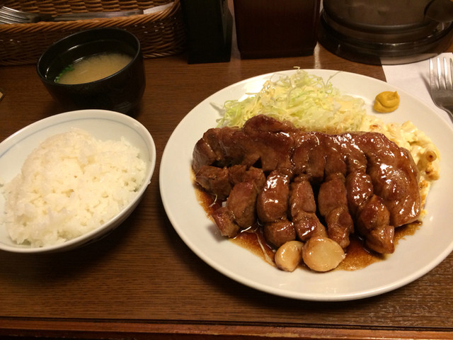 大阪トンテキ ホワイティ梅田