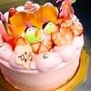 パティスリー コモン - 料理写真:ひなまつりケーキ