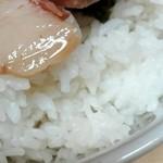 横浜家系 侍 - on the rice!