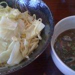 ラ-メン 薫風 - つけ麺