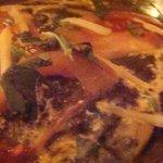 ダージリン - 野菜とほうれん草のカレー