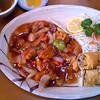 東明飯店 - 料理写真:A定
