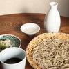 椿 - 料理写真:江戸打ちの山形蕎麦
