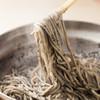 大名繁 - 料理写真:鳥ガラベース、黒ごまの風味がやみつきになる『胡麻そば』