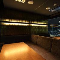 地上127M、VIPルームで夜景を楽しみませんか?