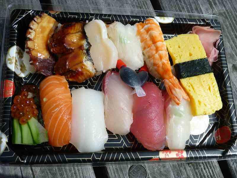 鮮魚大阪屋
