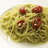 ロハス銀座 - 料理写真:ジェノベーゼスパゲティ