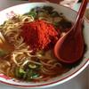 中華そば 福松 - 料理写真:自家製唐辛子投入‼︎