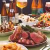 ベルギービール ベル・オーブ六本木 - 料理写真:5種グリル盛り合わせコース