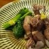 樽平 - 料理写真:お通し
