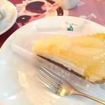 35463342 - ラフランスと生姜のケーキ