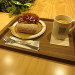 ソリッド・アンド・リキッド - パーフェクトパンプキン・サンド&コーヒー
