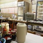 小藤食堂 - 2013年11月 調味料揃いまくりです。