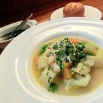 レオーニ - スープ・ピストゥ
