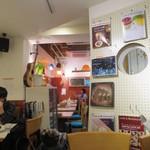 CAFE STRADA - 店内1